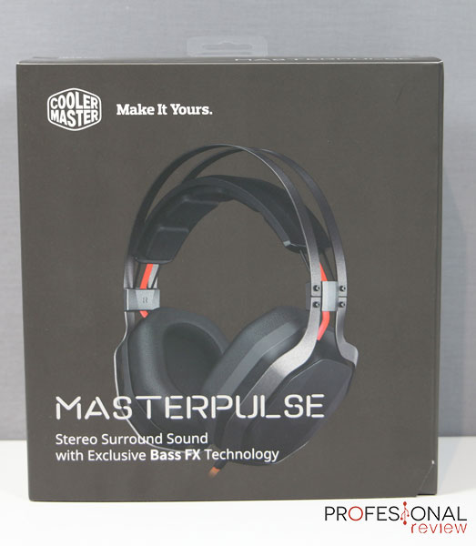 Cooler Master Masterpulse
