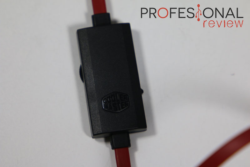 Cooler Master Masterpulse microfono