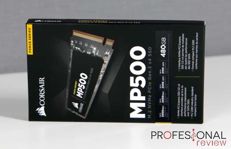 Photo of Corsair MP500 Review en Español (Análisis completo) | SSD M.2 NVMe