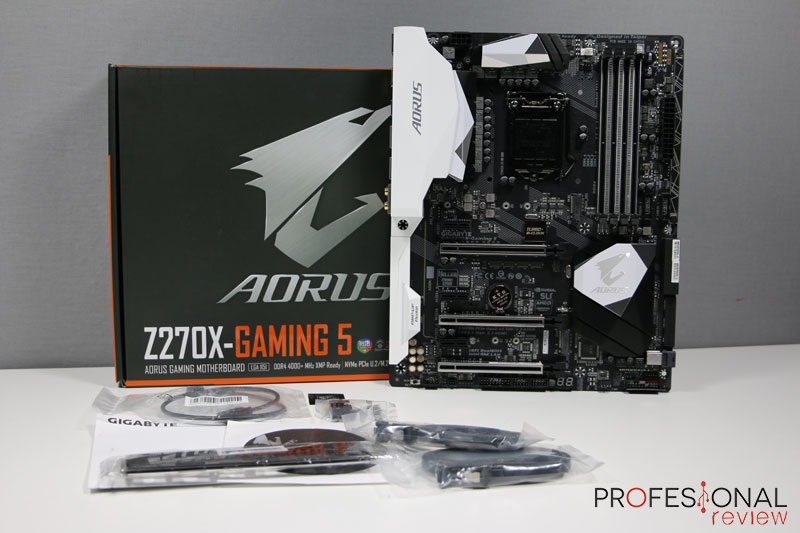 Gigabyte Aorus Z270X Gaming 5