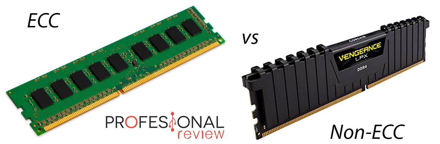 RAM ECC vs NON-ECC