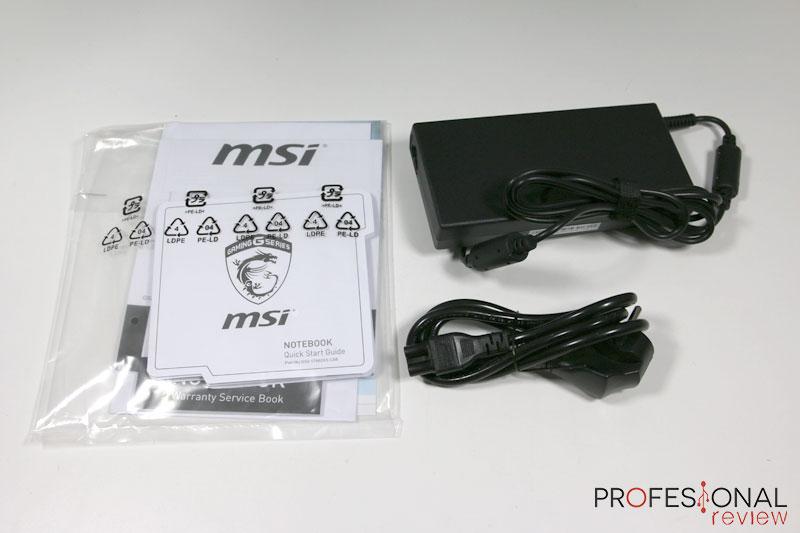 MSI GE62 7RE