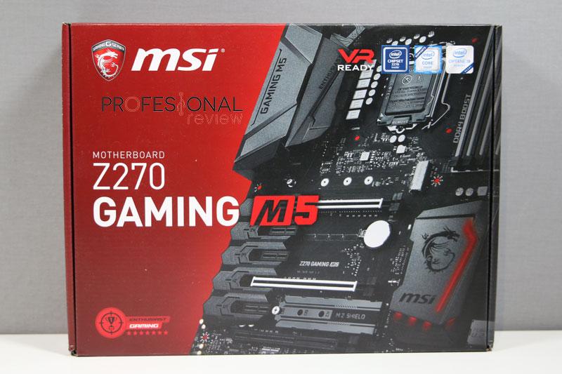 msi z270 gaming m5 manual pdf