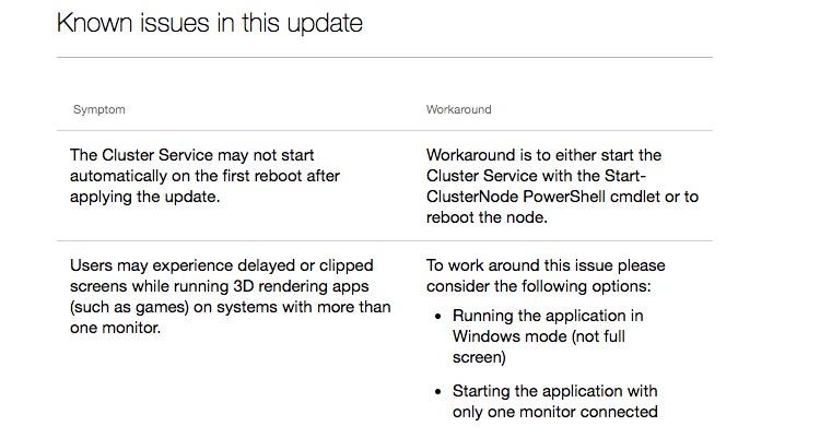 problemas windows 10 pantalla recortada