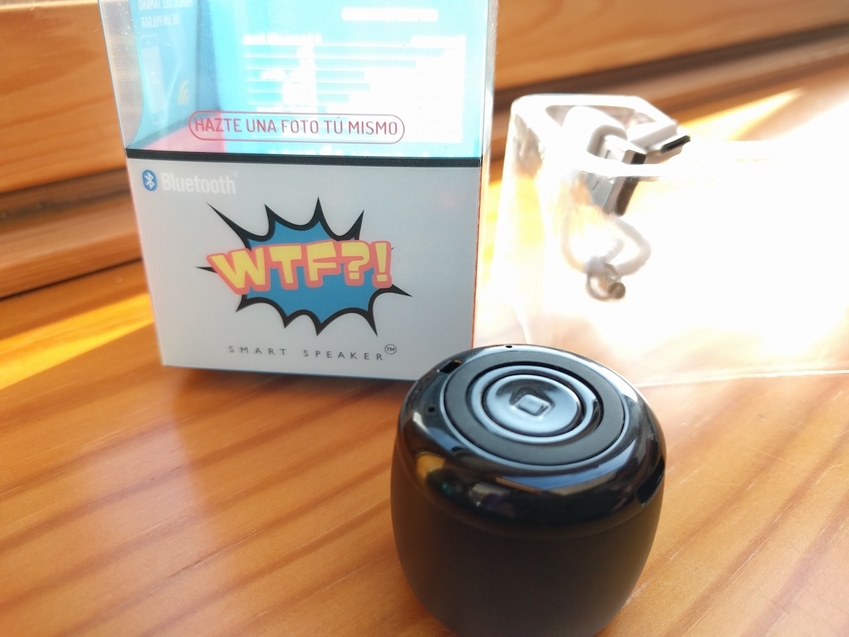 wtf review mini altavoz bluetooh