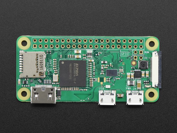 Photo of Raspberry Pi Zero W, ahora con WiFi y Bluetooth por 10 dolares