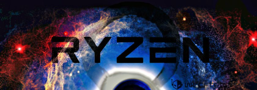 AMD Ryzen R3, R5 y R7 filtrados