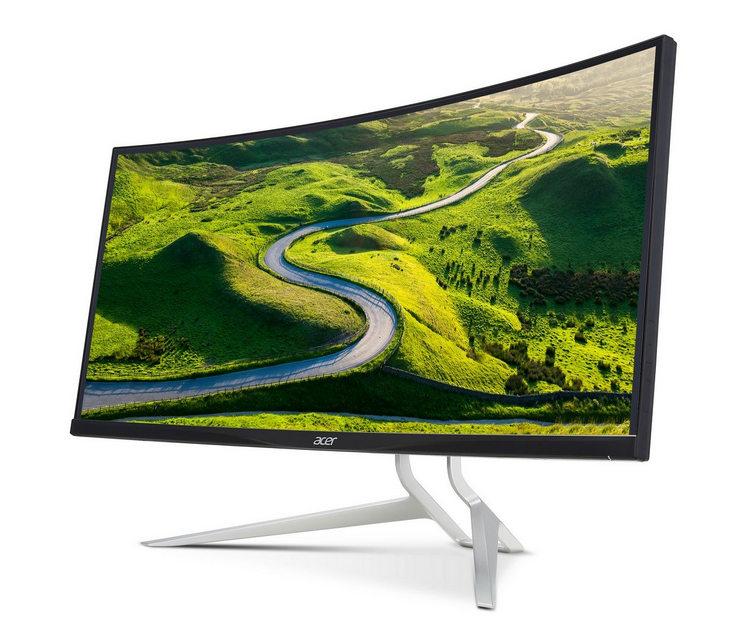 Photo of Acer XR382CQK, Nuevo monitor curvo de 38 pulgadas ultra-panoramico