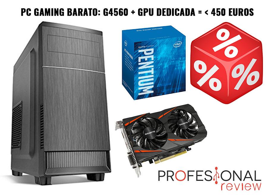 Configuración PC Gaming BARATA