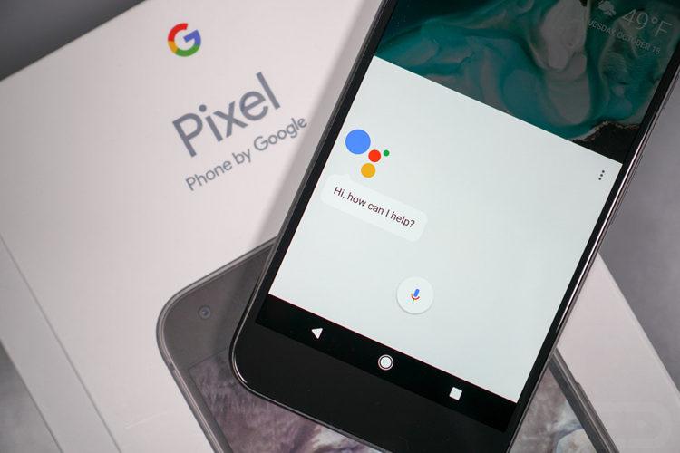 Google Assistant IA
