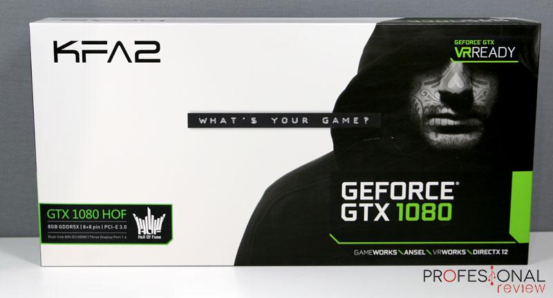 KFA2 GTX 1080 HOF