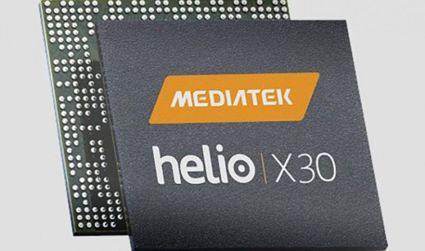 MediaTek Helio X30 características