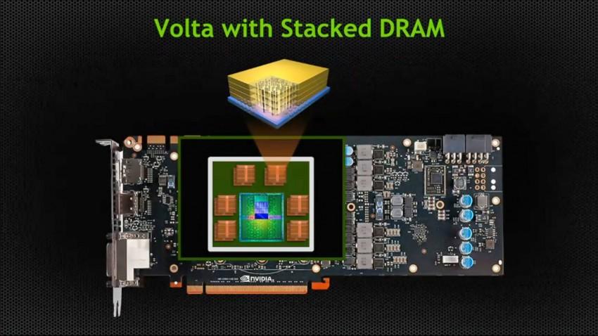 Nvidia Volta GV100 aparece en AIDA64