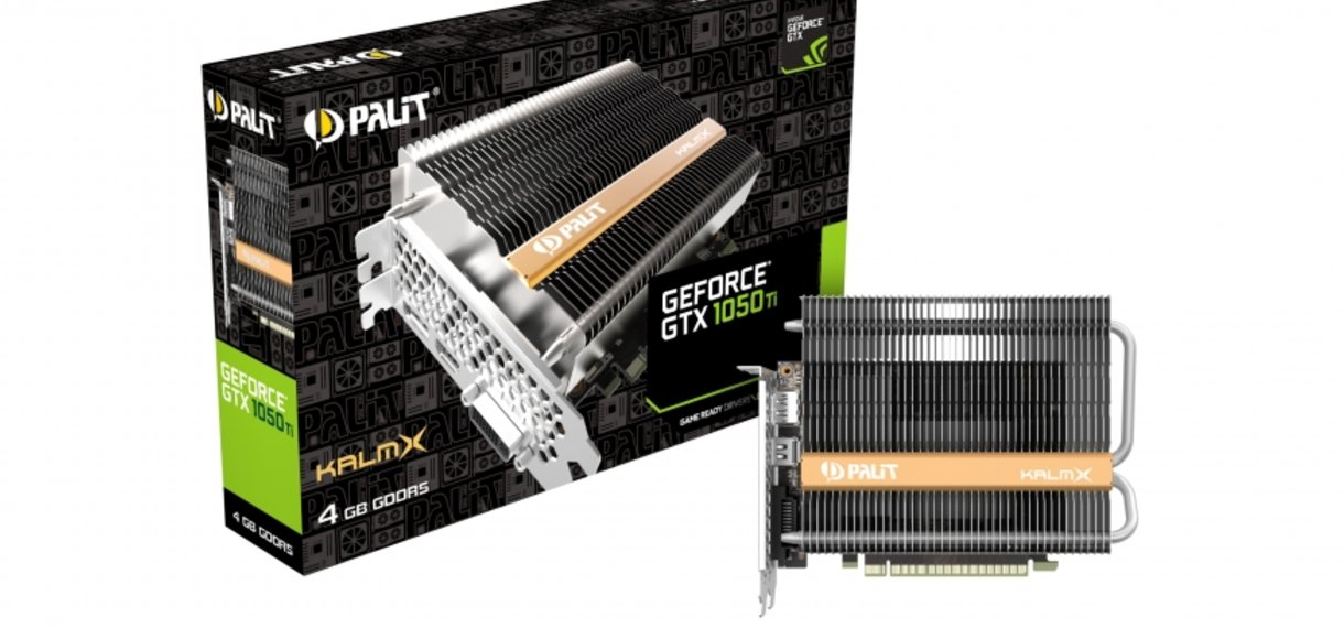 Photo of Palit anuncia una GeForce GTX 1050 Ti pasiva
