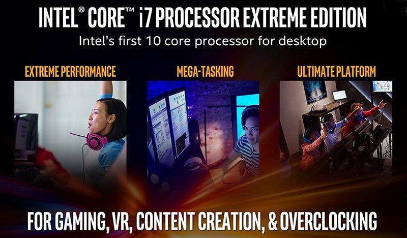 Intel Skylake-X de 12 cores