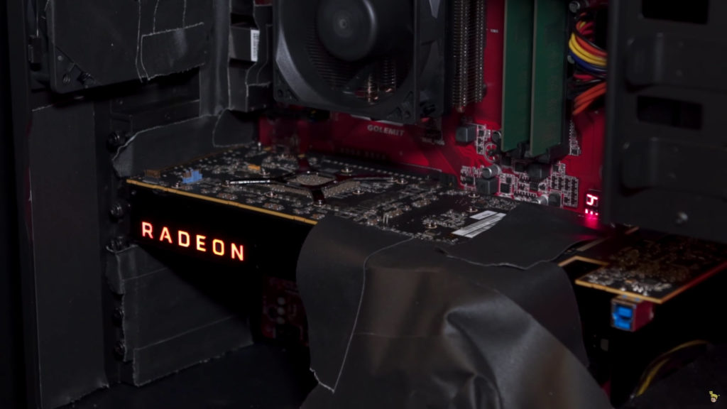 Radeon RX 500 combinará Vega y Polaris