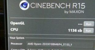 Ryzen R5 1600X, rendimiento increíble