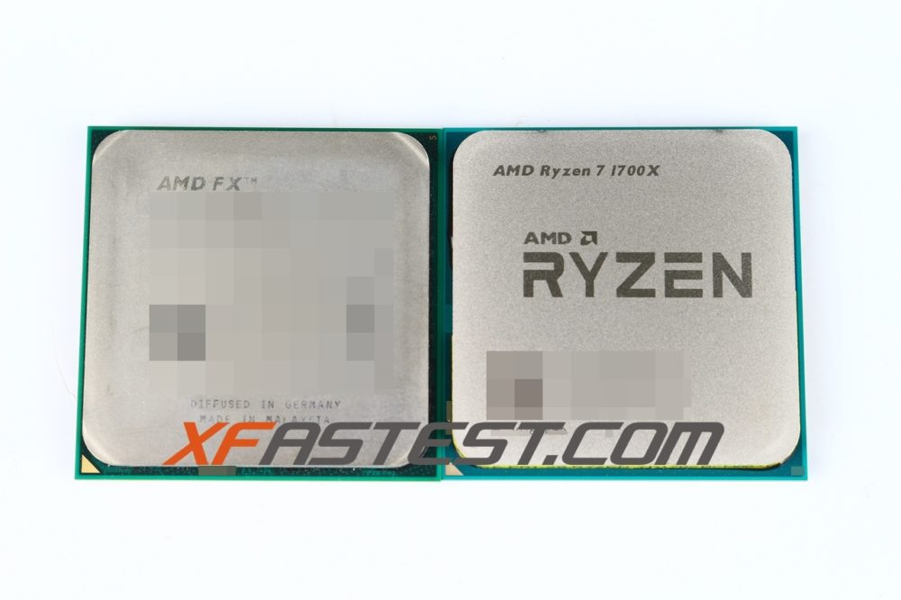 AMD Ryzen R7 1700X fulmina a Intel