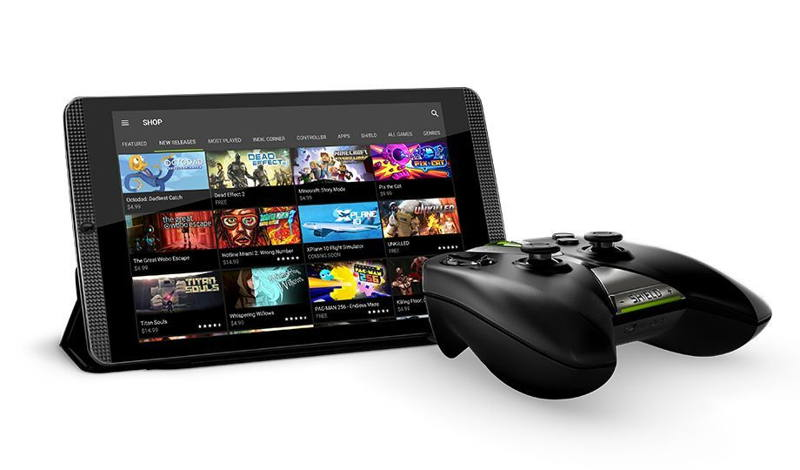 Nvidia Shield Tablet K1 recibe Android 7.0 Nougat