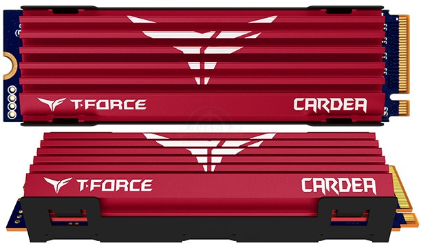 Photo of Team Group T-Force Cardea, nuevo SSD M.2 con disipador incluido