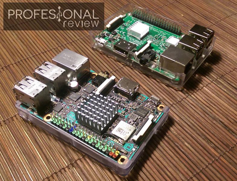 Asus Tinker Board y Rasberry Pi