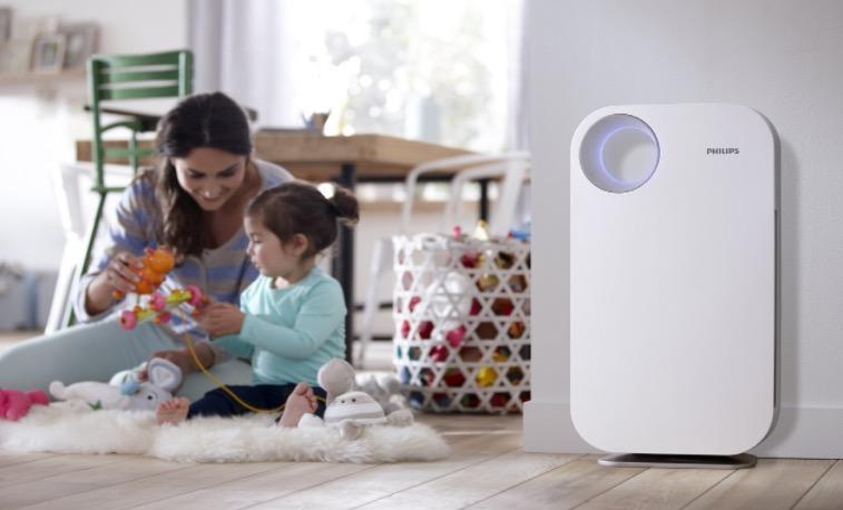 como elegir un purificador de aire