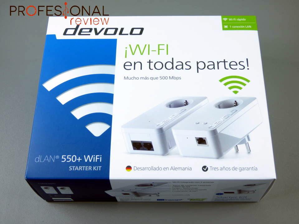 Photo of Devolo dLAN 550+ WiFi Review en Español (Análisis completo)