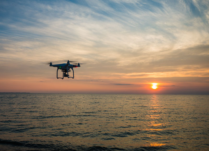 Photo of Los usos más llamativos de los drones