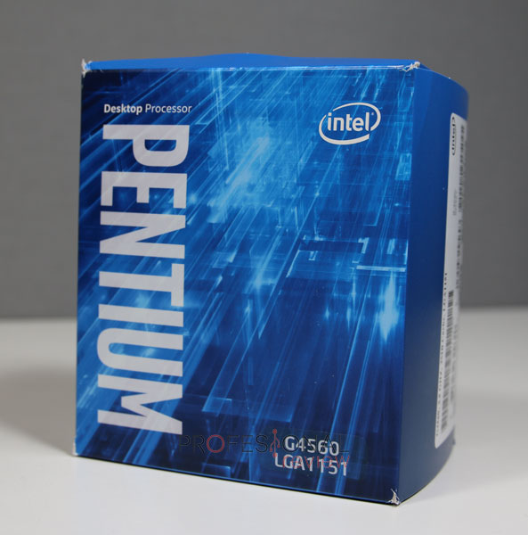 Intel Pentium G4560 Review