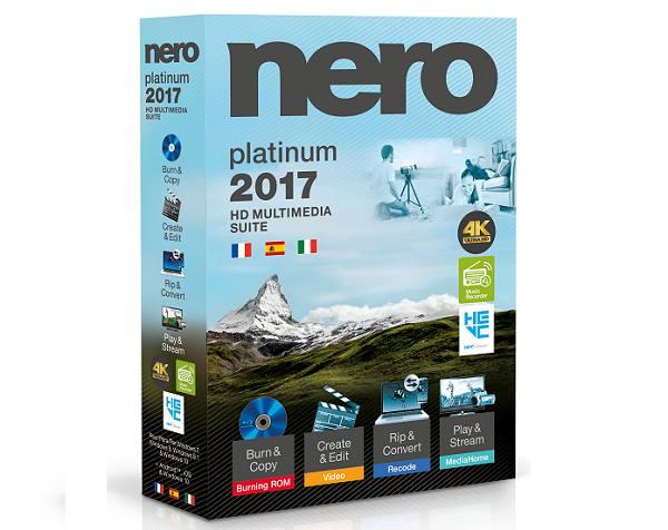 Photo of Nero 2017 Platinum Review en Español (Análisis completo)