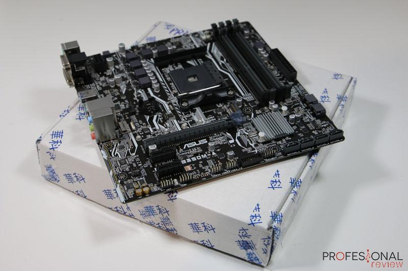 Asus PRIME B350-A