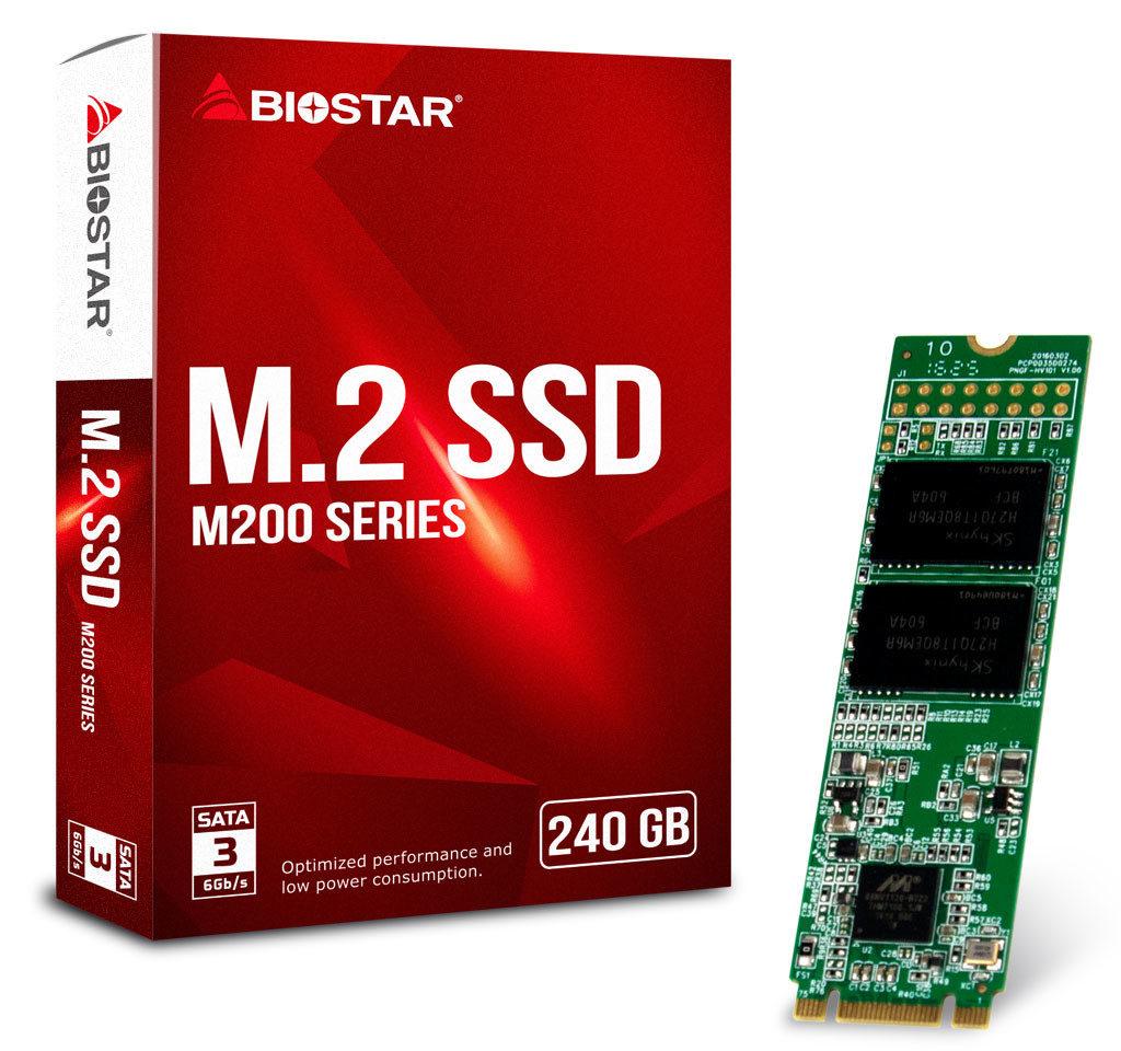 Biostar M200 características