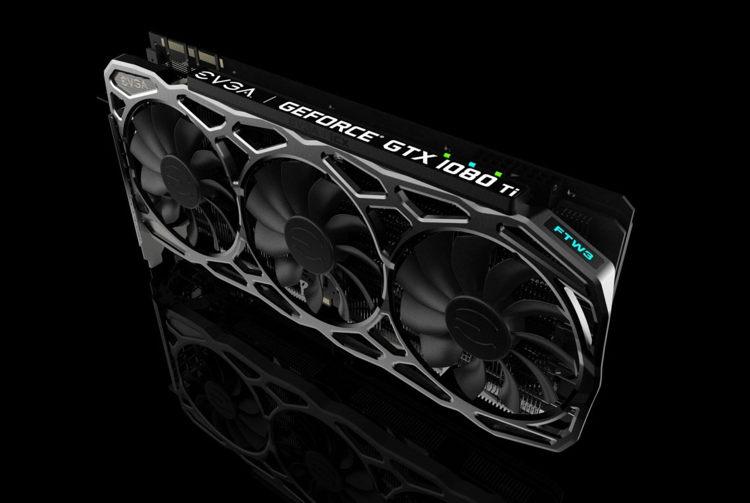 EVGA GeForce GTX 1080 Ti FTW3