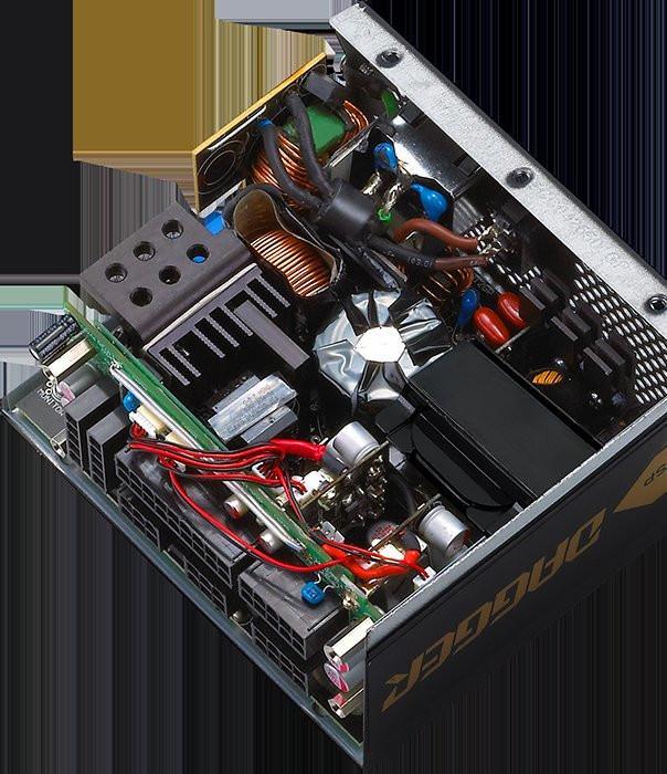 FSP Dagger, nuevas fuentes modulares SFX de 5000 y 600W 80+ Gold