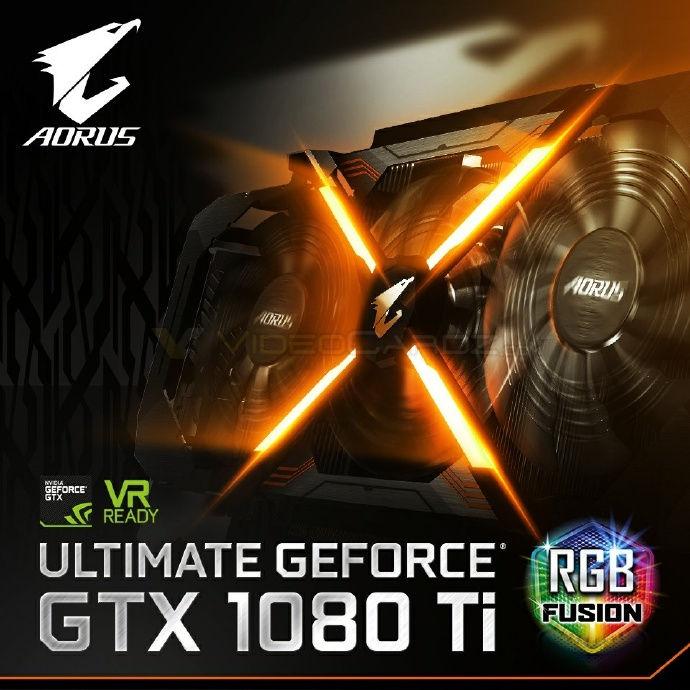GTX 1080 Ti AORUS Xtreme Edition