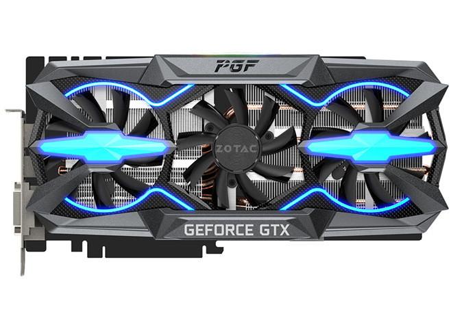 GTX 1080 Ti PGF Edition