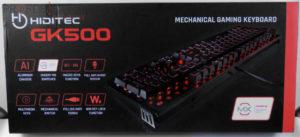 Hiditec GK500 Review