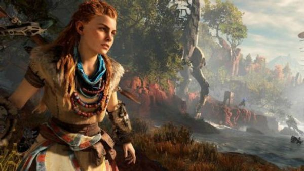Horizon Zero Dawn muestra una brillante PS4