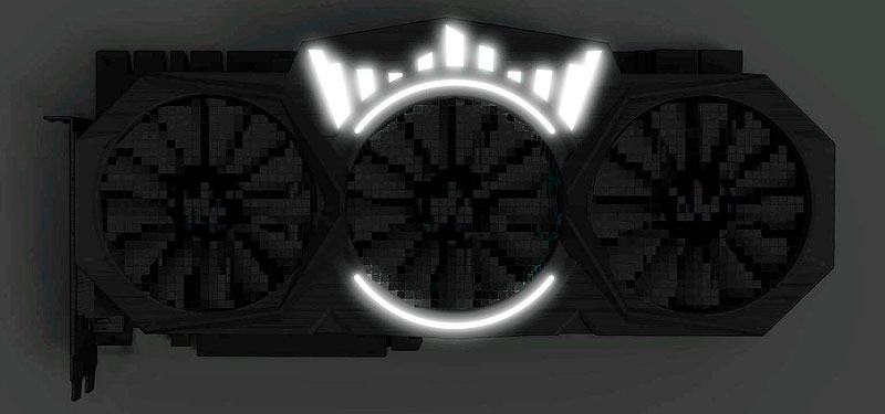 KFA2 GTX 1080 Ti HOF