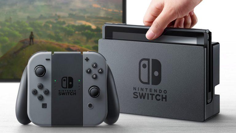 Los desarrolladores no apoyan la nueva Nintendo Switch
