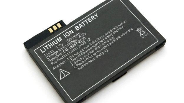 Nueva revolución en las baterías de litio