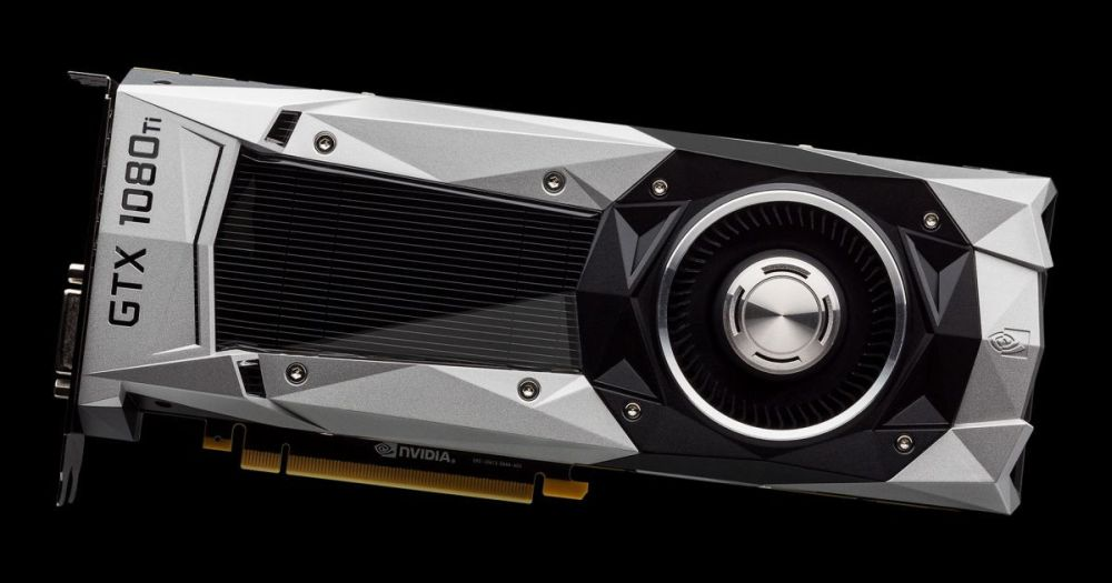 Nvidia anuncia la GeForce GTX 1080 Ti