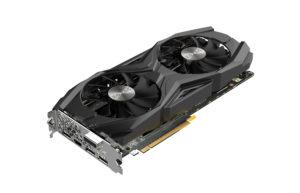 Zotac despliega sus GeForce GTX 1080 Ti