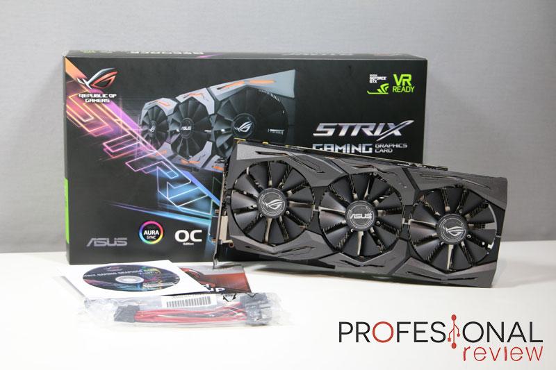 Asus GTX 1080 Ti Strix review