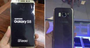 clones chinos del Galaxy S8