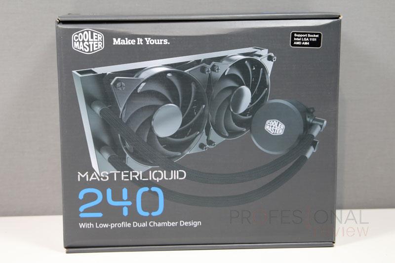 CoolerMaster Masterliquid 240