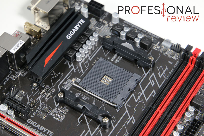 Photo of Gigabyte AB350-GAMING 3 Review en Español (Análisis completo)
