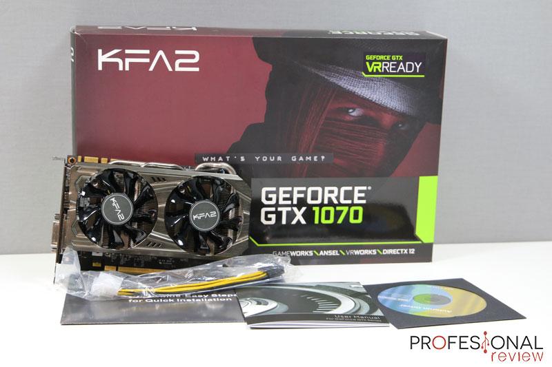 KFA2 GTX 1070 Mini