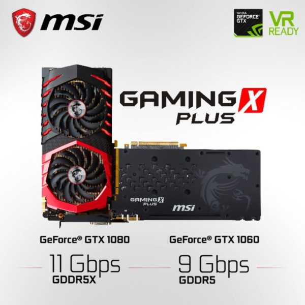MSI Gaming X Plus GeForce GTX
