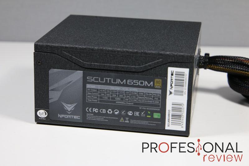 Nfortec Scutum 650M